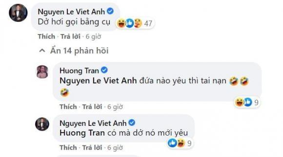 Vo cu tim ra nguyen nhan bi e, Viet Anh lien vao binh luan-Hinh-2
