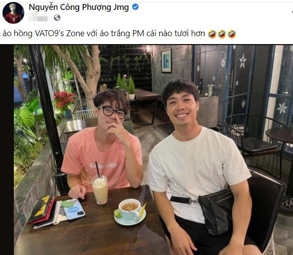 Cong Phuong dang