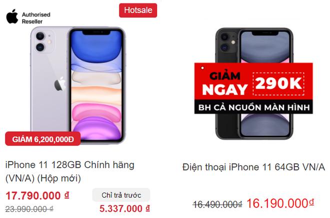 Gia iPhone 11 giam xuong duoi 12 trieu dong-Hinh-2