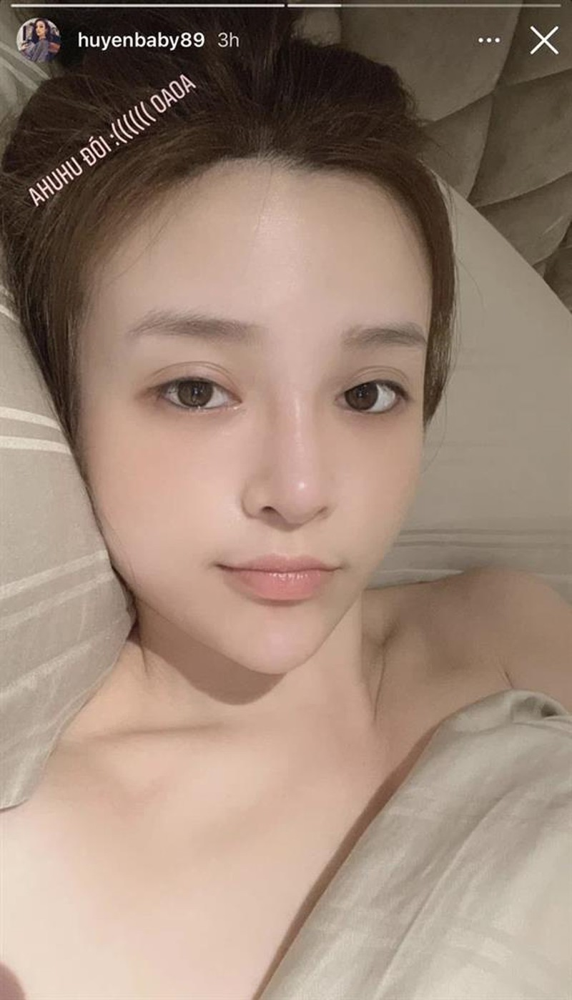 Huyen Baby khoe lan da o tuoi 32 dang ao uoc-Hinh-2