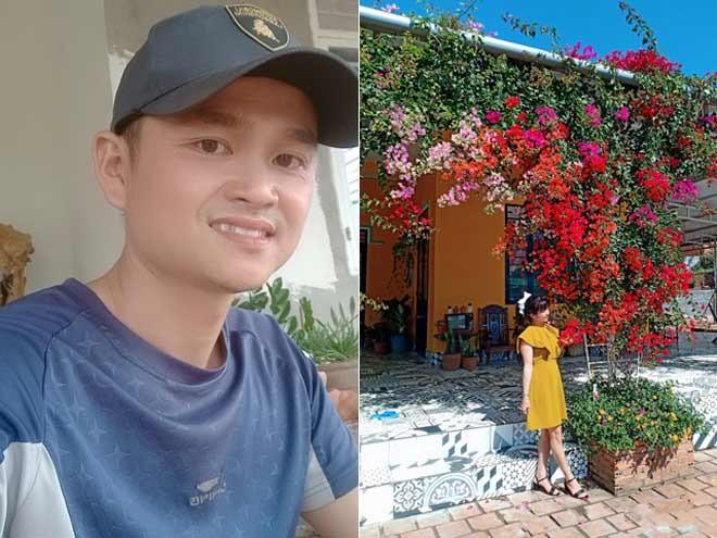 Chang trai Dak Lak bo viec ve trong hoa cho vo ngam-Hinh-2