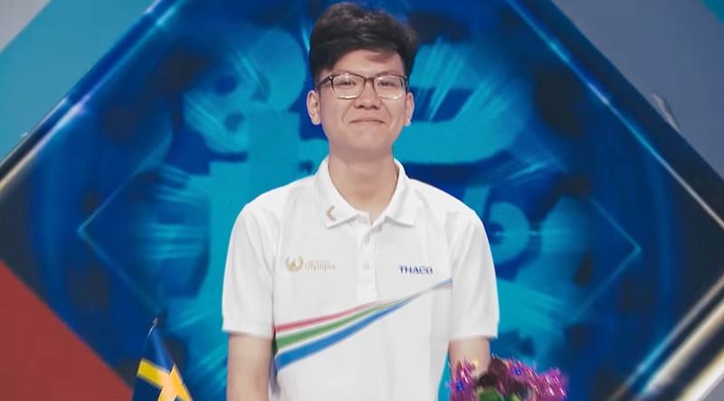 Chung ket Olympia 2020: