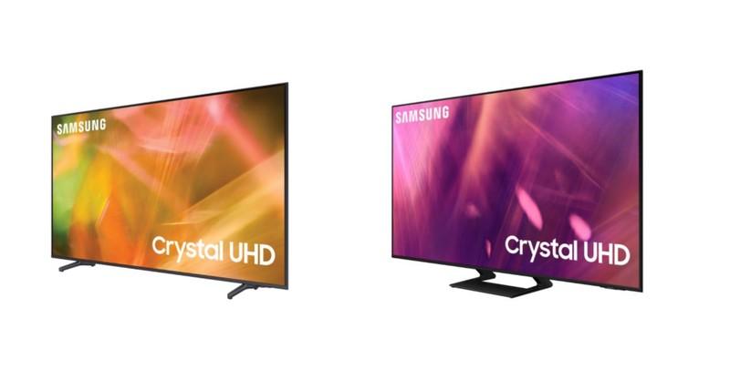 Samsung gioi thieu TV 4K 2021 o Viet Nam