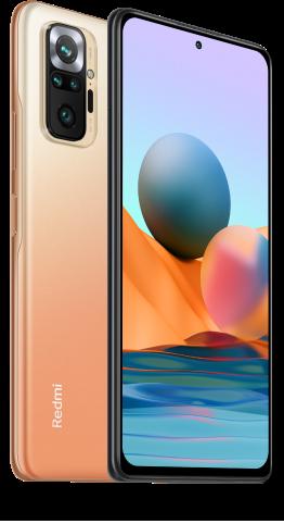 Xiaomi Redmi Note 10 nang tieu chuan dong smartphone tam trung