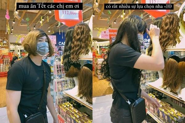 Quang Dat de lo mat moc ban gai hot girl khac xa anh mang-Hinh-8