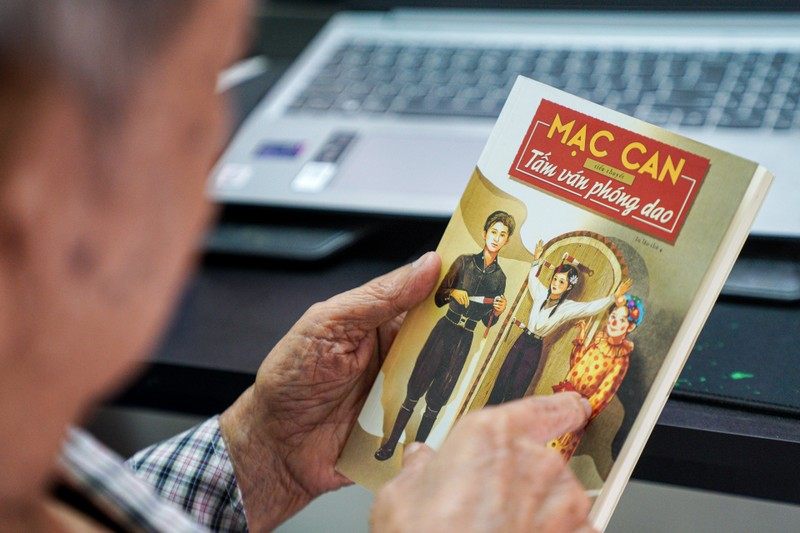 Cuoc song cua nghe si Mac Can o tuoi 76-Hinh-4