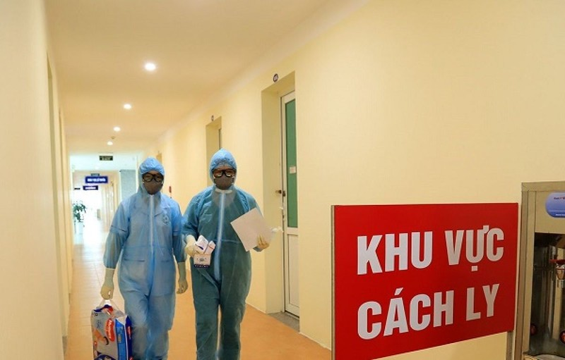 Them 1 ca mac COVID-19 tu Nga ve cach ly ngay, Viet Nam co 325 ca