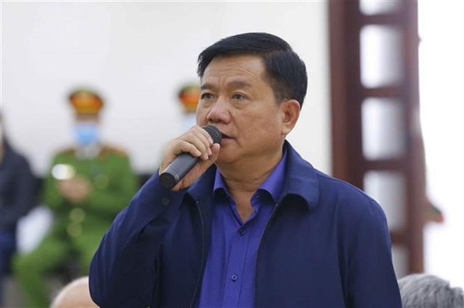 Ong Dinh La Thang: