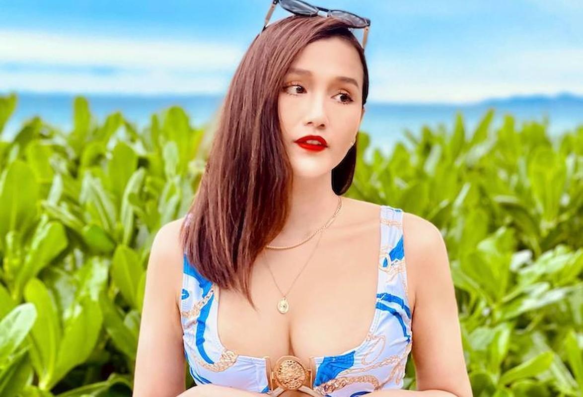 La Thanh Huyen quyen ru, goi cam tuoi 36