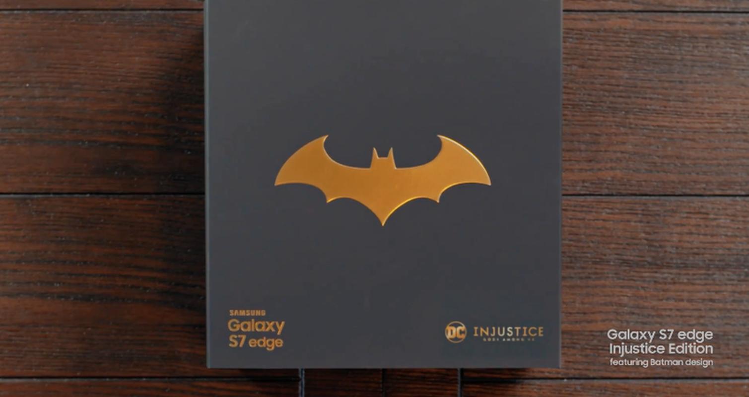 Anh chi tiet dien thoai Samsung Galaxy S7 Edge phien ban Batman-Hinh-10