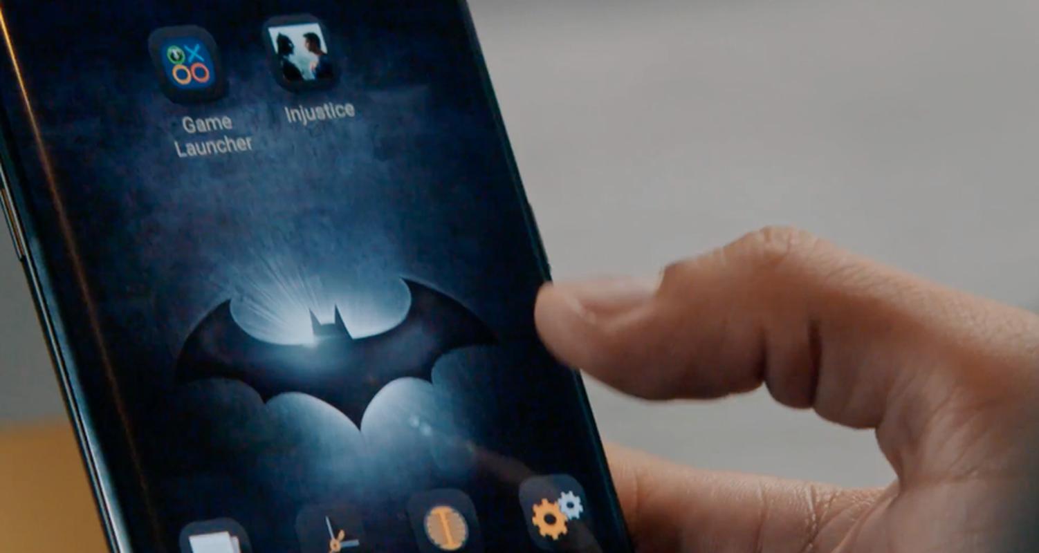 Anh chi tiet dien thoai Samsung Galaxy S7 Edge phien ban Batman-Hinh-6
