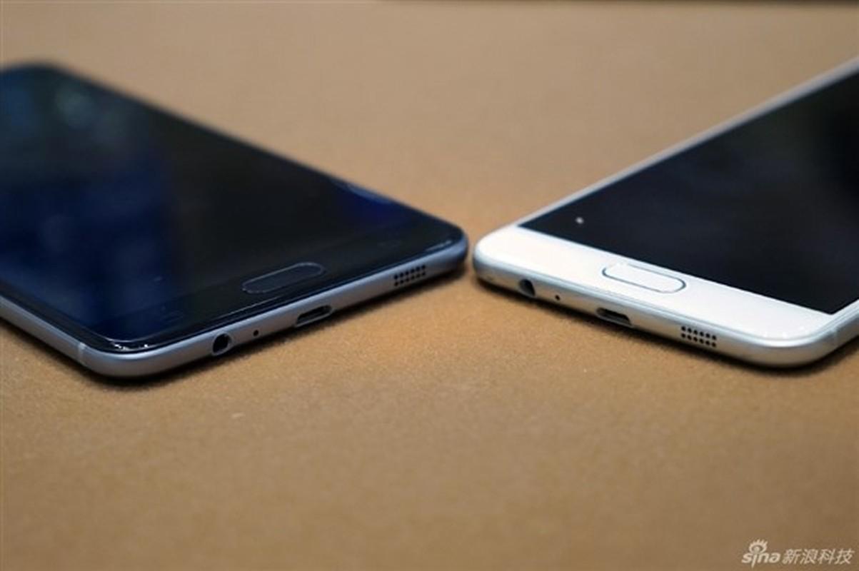 Anh thuc te 2 dien thoai sieu mau Samsung Galaxy C5, C7-Hinh-7