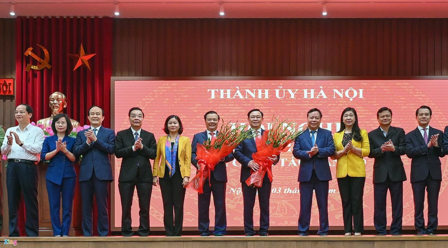 Tan Bi thu Ha Noi Dinh Tien Dung cam ket no luc, phat huy van hoi-Hinh-8