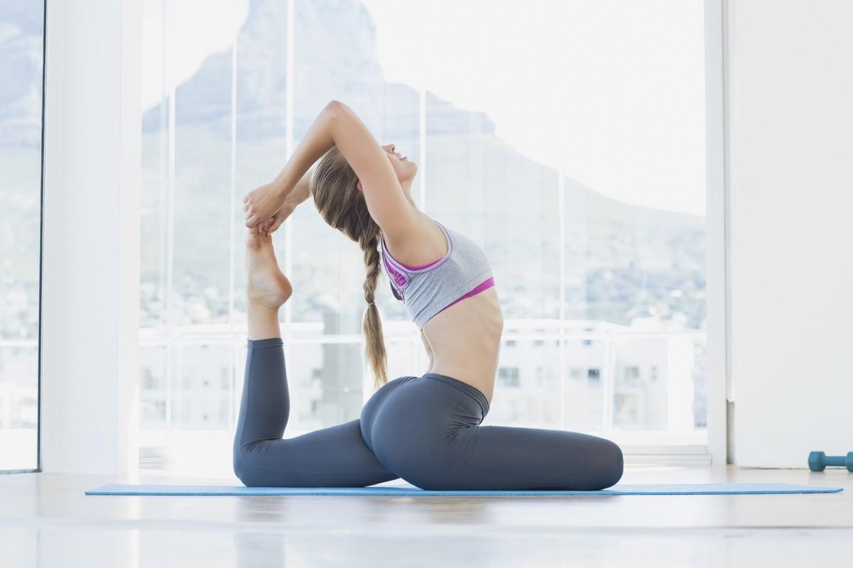 Nhung tu the yoga nen tap khi met moi-Hinh-3
