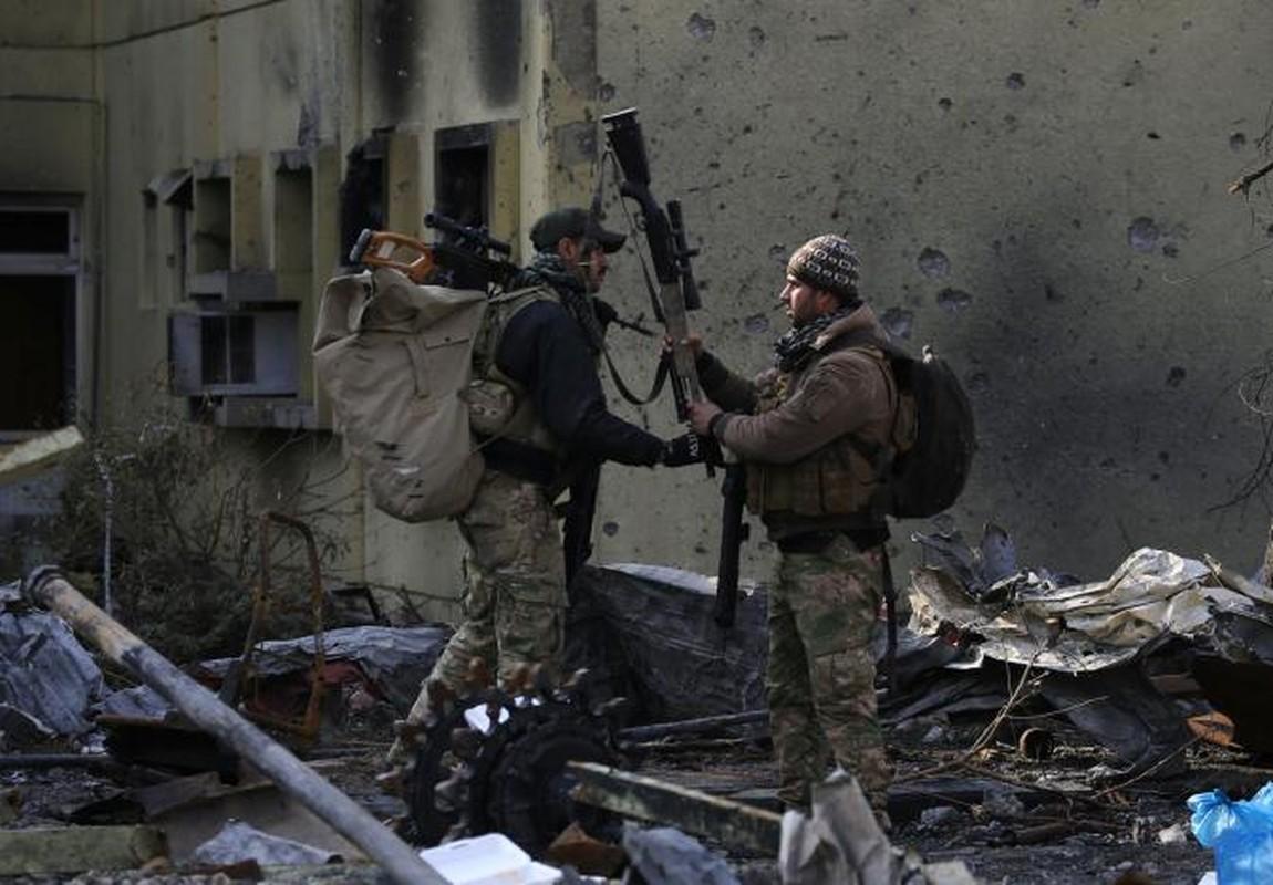 Dac nhiem Iraq tien sat bo dong song Tigris o Mosul