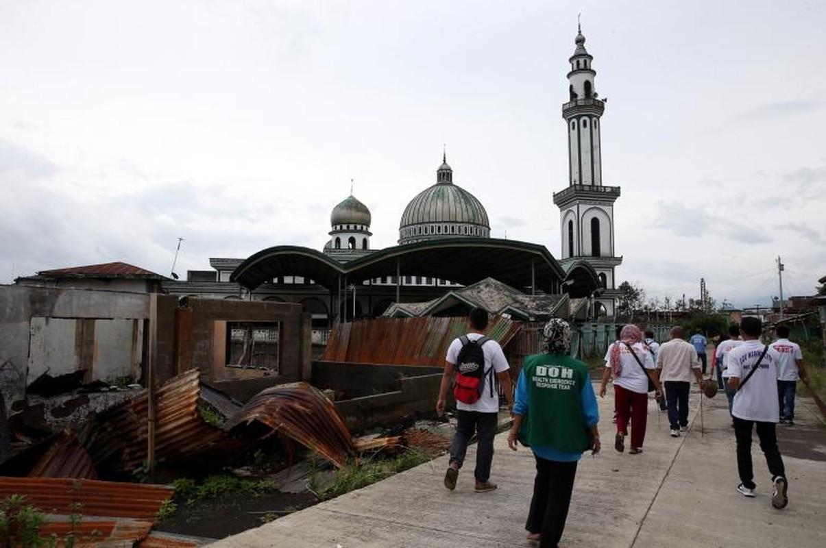 Cuoc song hoi sinh o thanh pho Marawi moi giai phong-Hinh-11