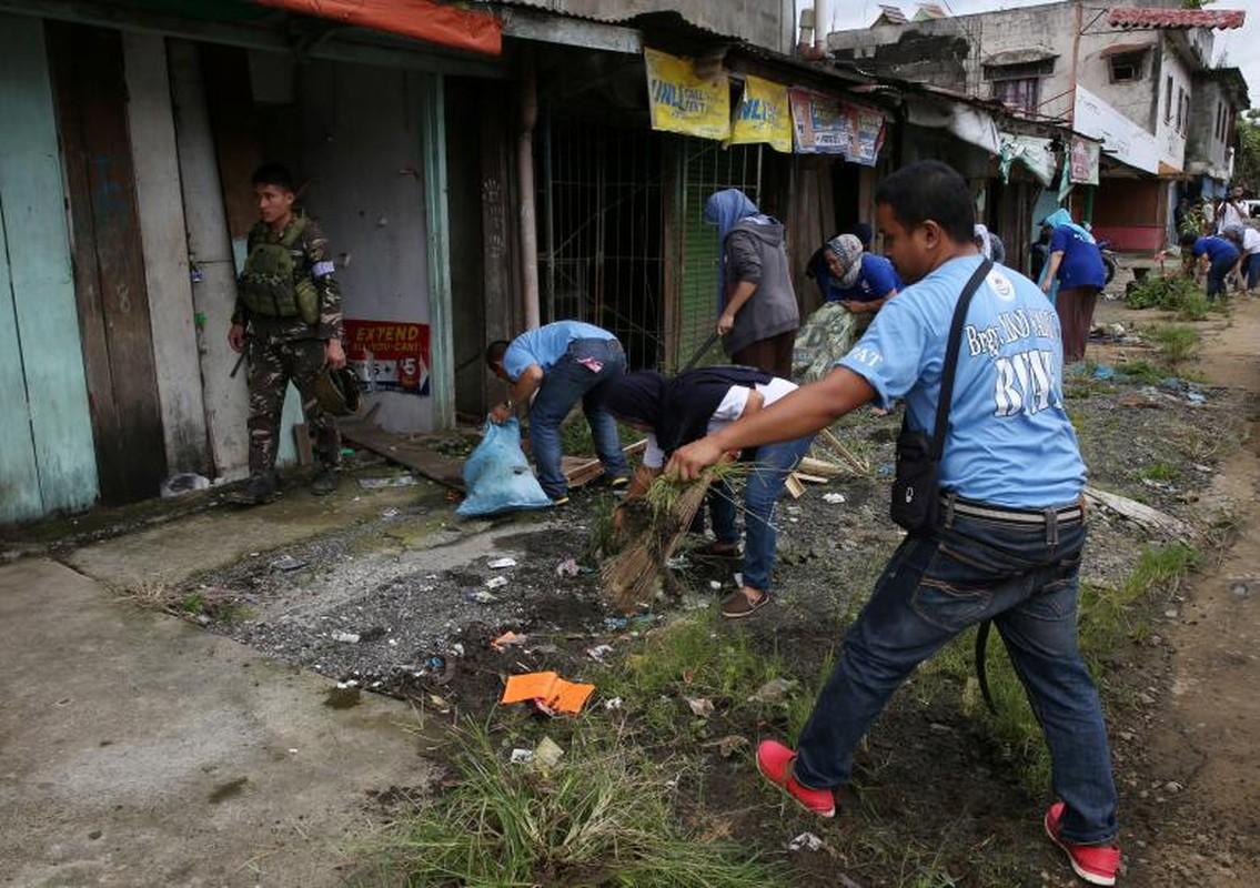 Cuoc song hoi sinh o thanh pho Marawi moi giai phong-Hinh-7