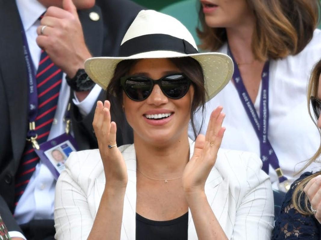 Bat mi tinh ban cua Cong nuong Anh Markle va tay vot Serena Williams-Hinh-13