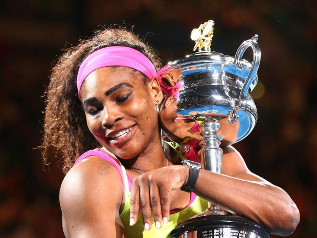 Bat mi tinh ban cua Cong nuong Anh Markle va tay vot Serena Williams-Hinh-4