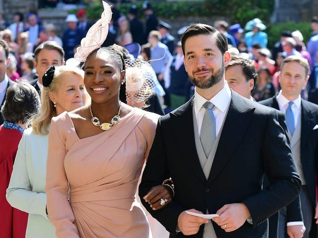 Bat mi tinh ban cua Cong nuong Anh Markle va tay vot Serena Williams-Hinh-8