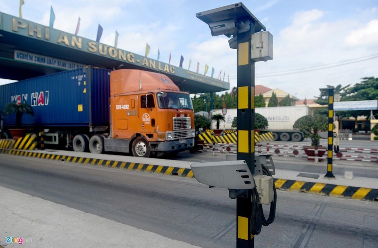 Anh: Tram can xe tu dong 25 ty lam xong bo hoang o Sai Gon-Hinh-2