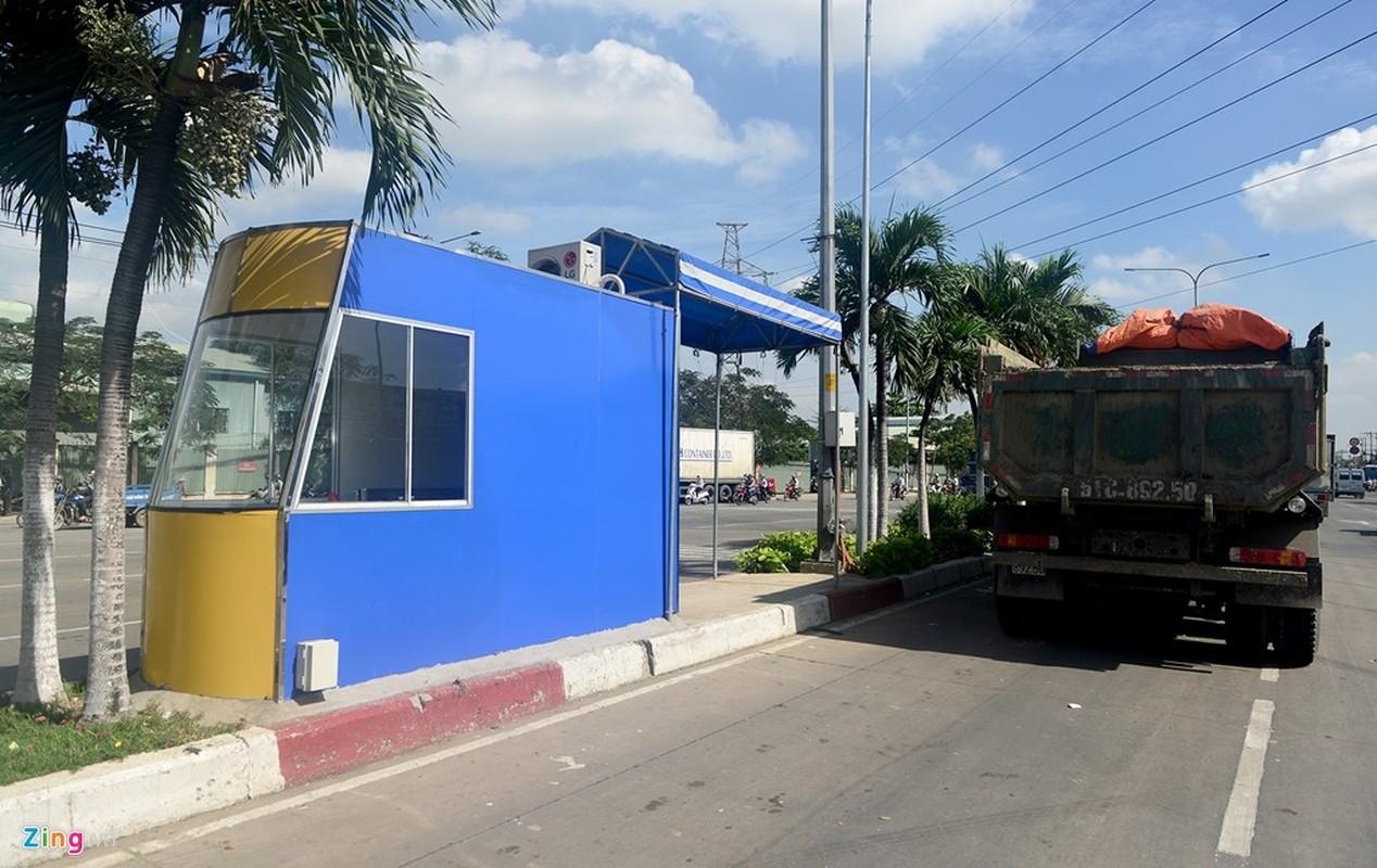 Anh: Tram can xe tu dong 25 ty lam xong bo hoang o Sai Gon-Hinh-9