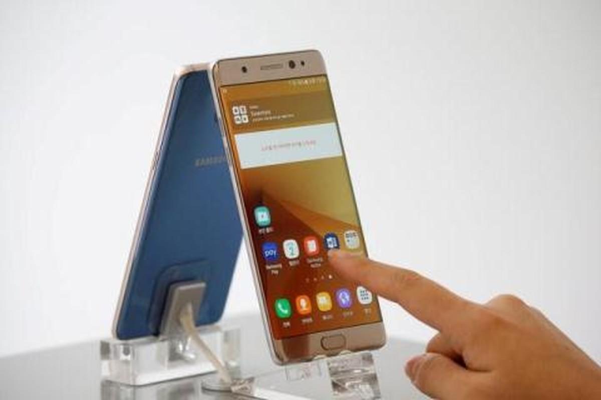 Kinh hoang: Galaxy Note 7 khien ca mot chiec o to phat no-Hinh-10