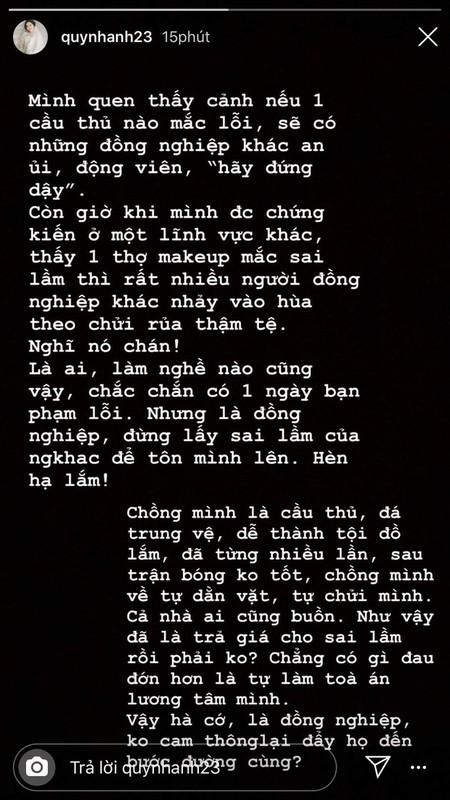 """Bien thanh """"ba co"""", vo Duy Manh len tieng benh vuc make up-Hinh-4"""