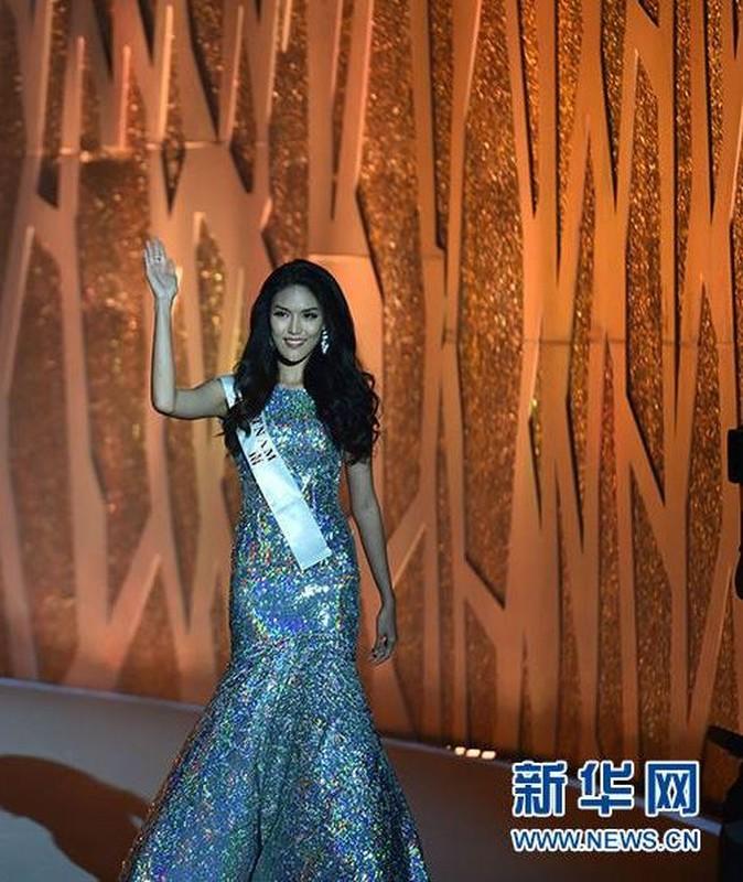 Thi Miss World, Luong Thuy Linh co vuot ky tich cua Do My Linh, Lan Khue?-Hinh-10