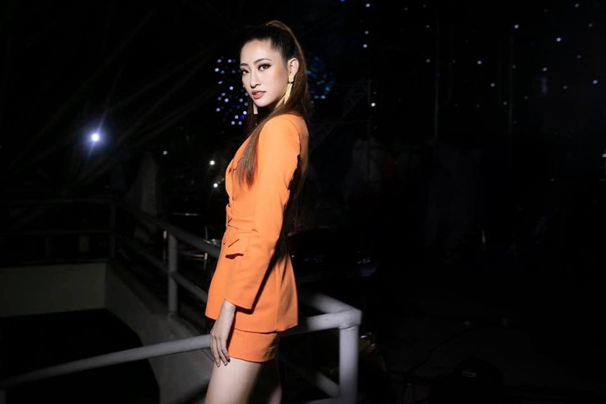 Thi Miss World, Luong Thuy Linh co vuot ky tich cua Do My Linh, Lan Khue?-Hinh-3