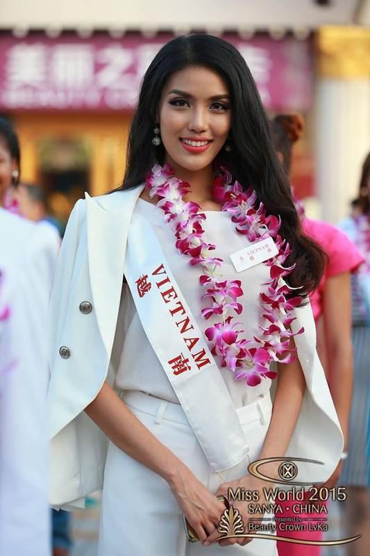 Thi Miss World, Luong Thuy Linh co vuot ky tich cua Do My Linh, Lan Khue?-Hinh-8