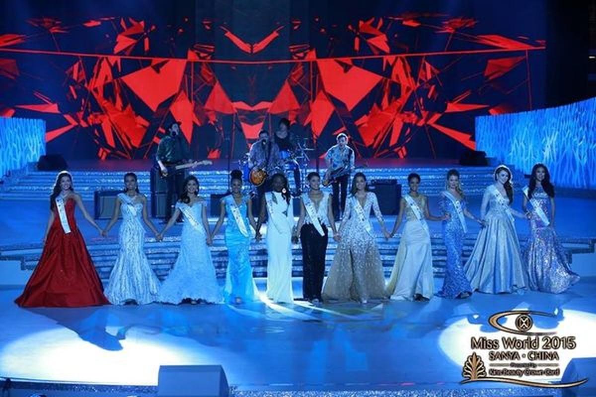 Thi Miss World, Luong Thuy Linh co vuot ky tich cua Do My Linh, Lan Khue?-Hinh-9