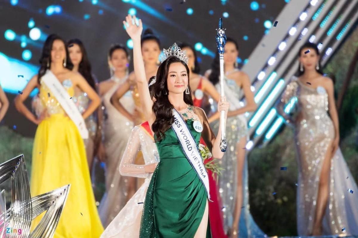 Thi Miss World, Luong Thuy Linh co vuot ky tich cua Do My Linh, Lan Khue?
