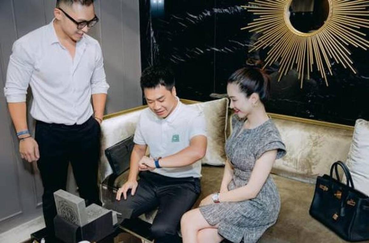 Nhin lai chuyen tinh cua Hoa Minzy va ban trai dai gia Minh Hai-Hinh-5