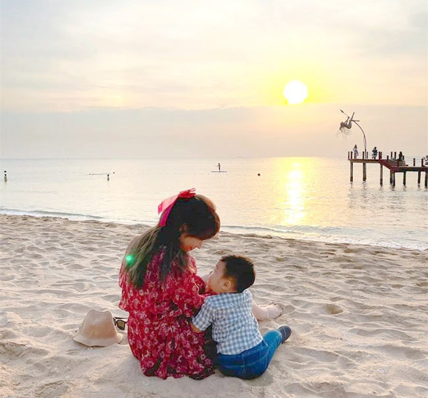 Nhin lai chuyen tinh cua Hoa Minzy va ban trai dai gia Minh Hai-Hinh-9