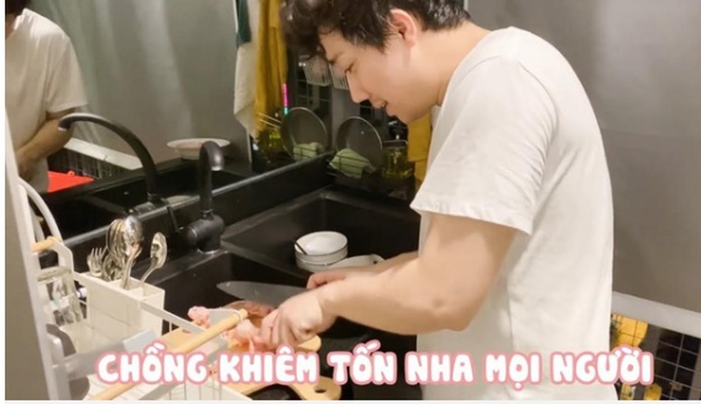 """Doi thuong cua """"bo gia"""" Tran Thanh ben vo ca si xinh dep-Hinh-3"""