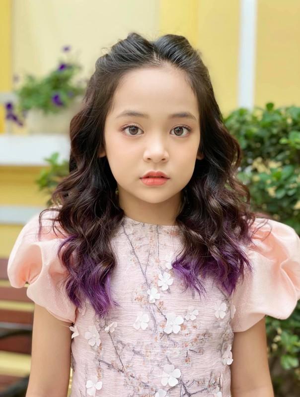 """""""Con gai Viet Anh"""" trong """"Huong duong nguoc nang"""" dung chuan tieu my nhan-Hinh-6"""