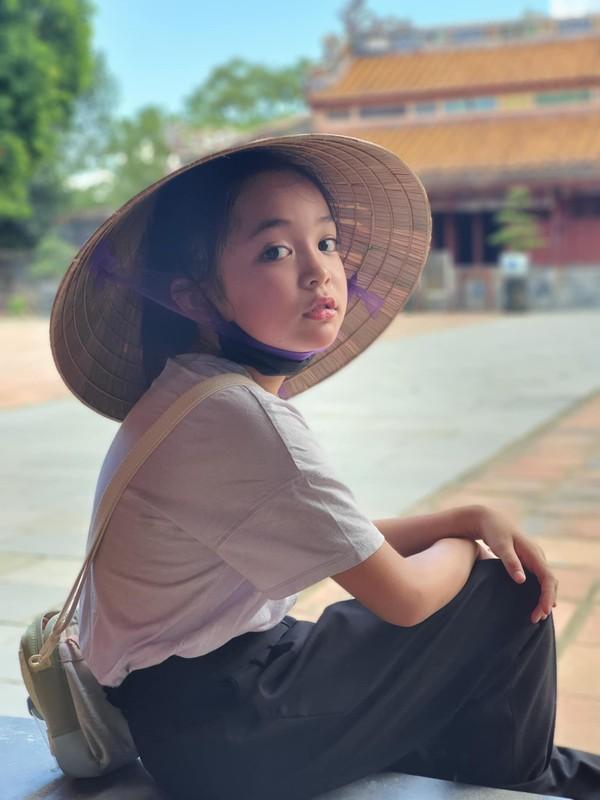 """""""Con gai Viet Anh"""" trong """"Huong duong nguoc nang"""" dung chuan tieu my nhan-Hinh-7"""