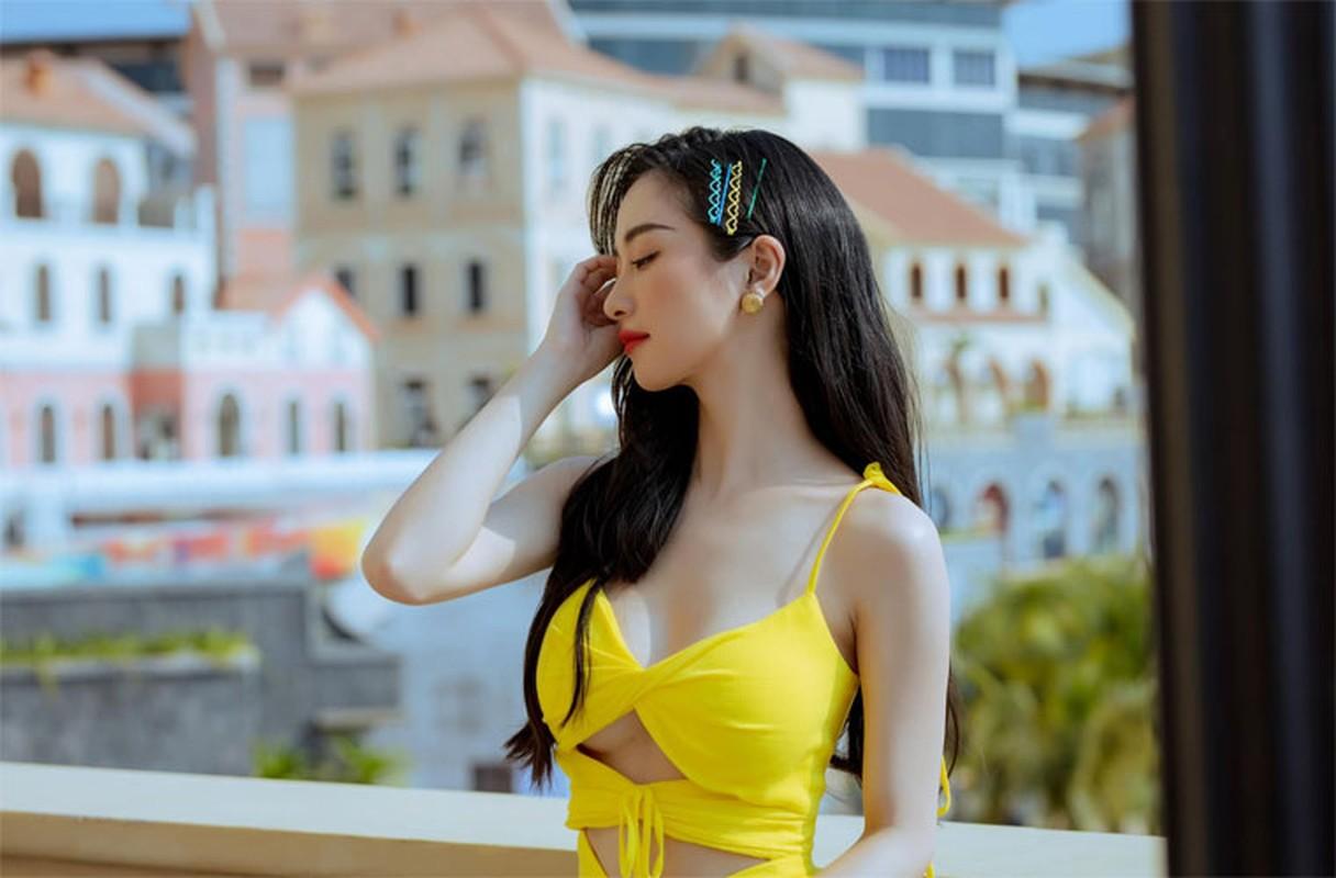 """Jun Vu ngay cang boc lua, xinh dep sau khi """"do"""" vong 1-Hinh-3"""
