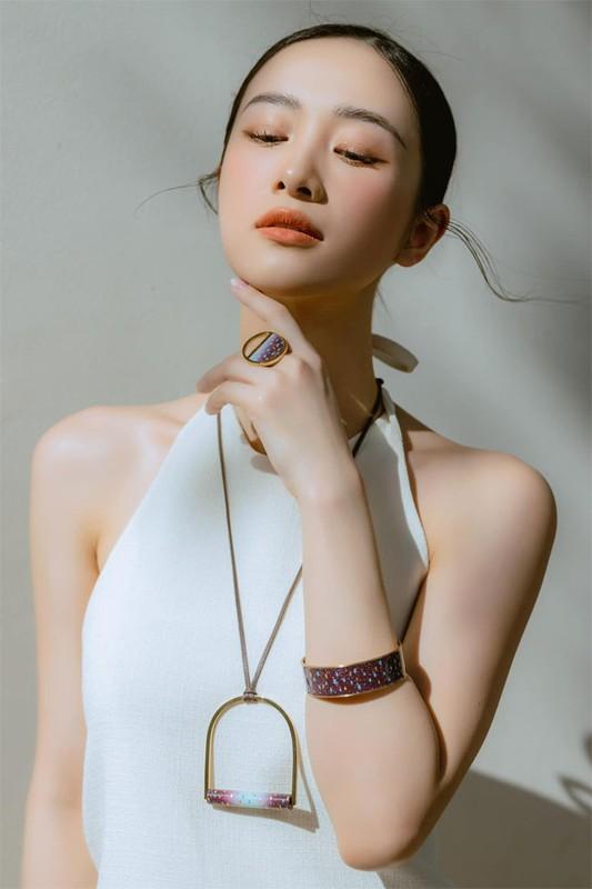 """Jun Vu ngay cang boc lua, xinh dep sau khi """"do"""" vong 1-Hinh-6"""