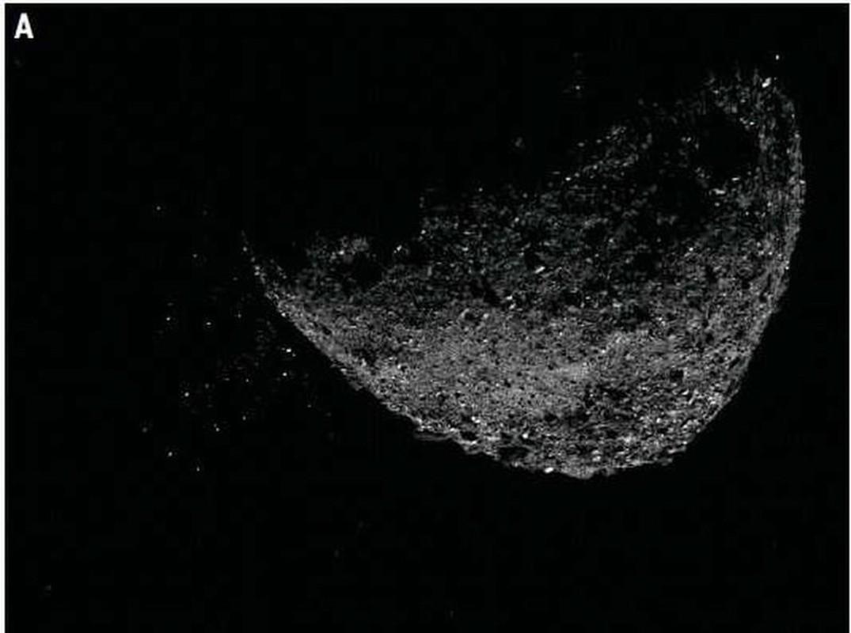 Tau NASA lay mau tieu hanh tinh Bennu mat... 5 giay-Hinh-5
