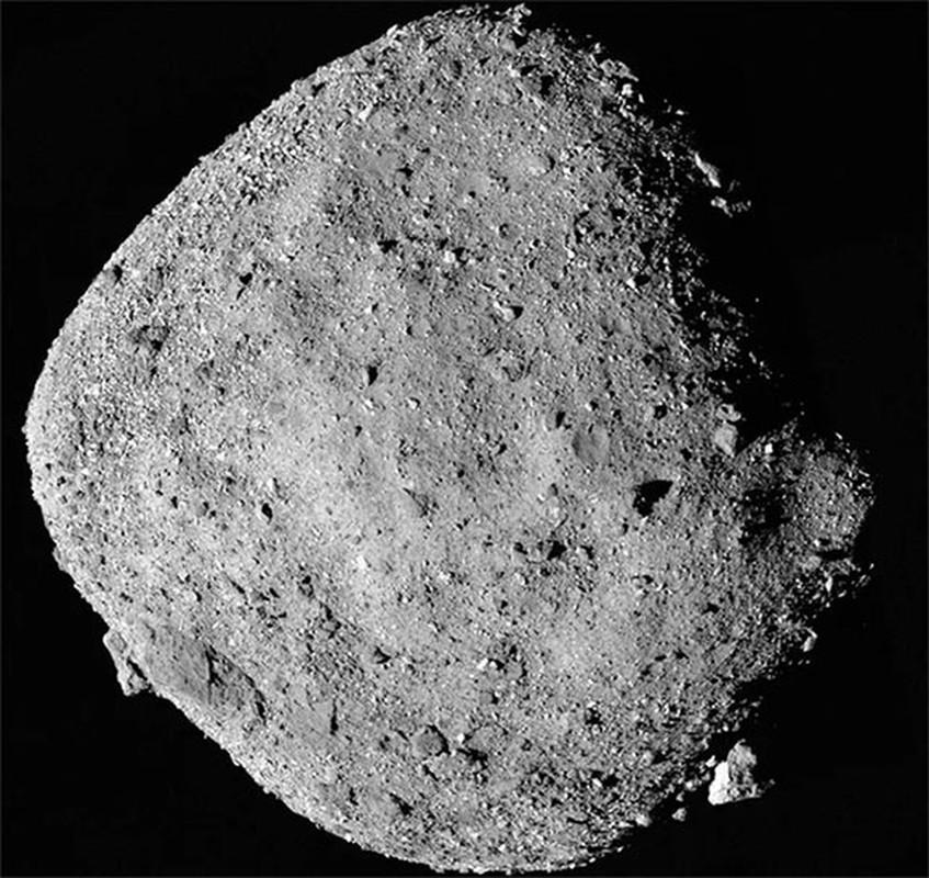 Tau NASA lay mau tieu hanh tinh Bennu mat... 5 giay-Hinh-8
