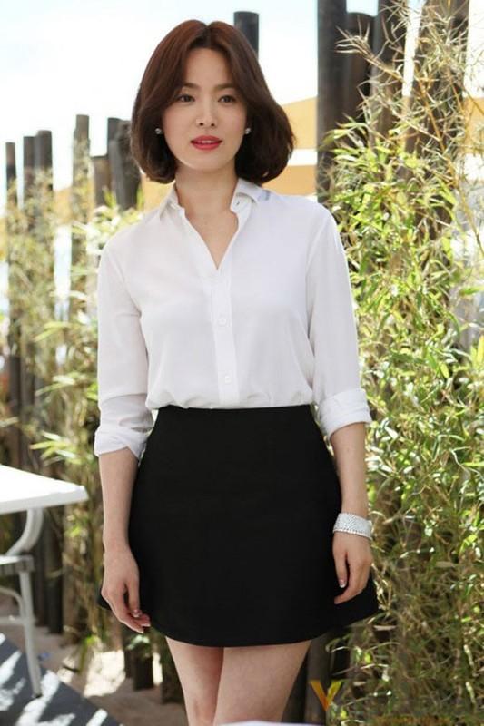 Song Hye Kyo kin dao hap dan, dung hoi Hyun Bin me man-Hinh-12