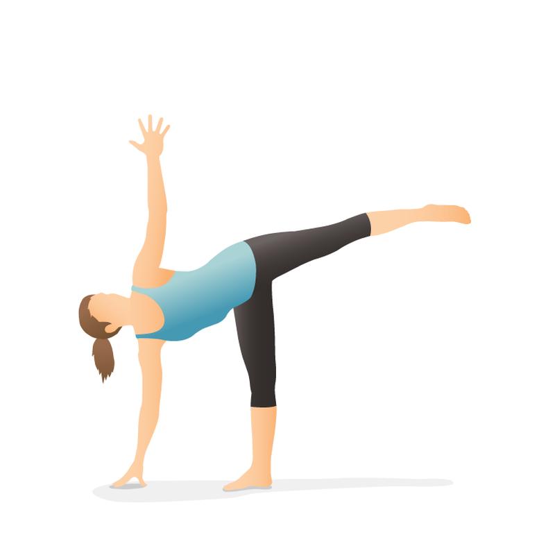 Chi em tap ngay tu the yoga nay de ngua loang xuong-Hinh-8
