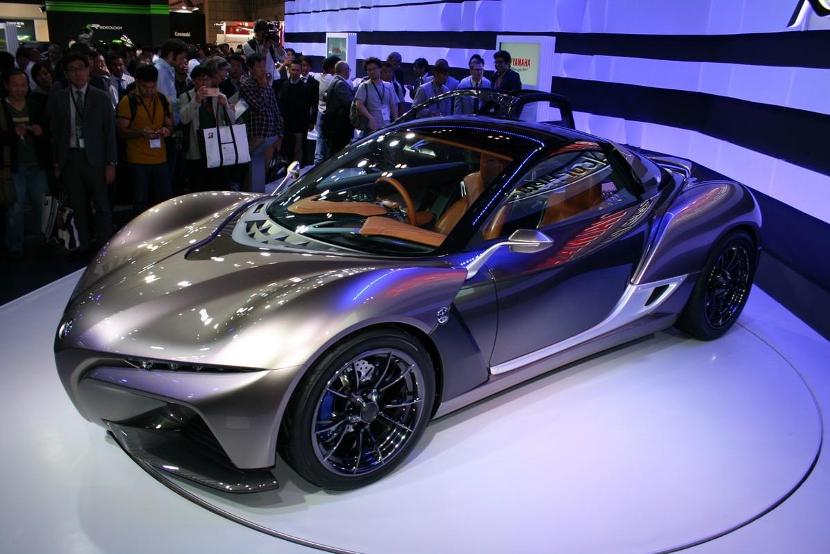 Yamaha se ra mat oto tai Tokyo Motor Show 2017-Hinh-3