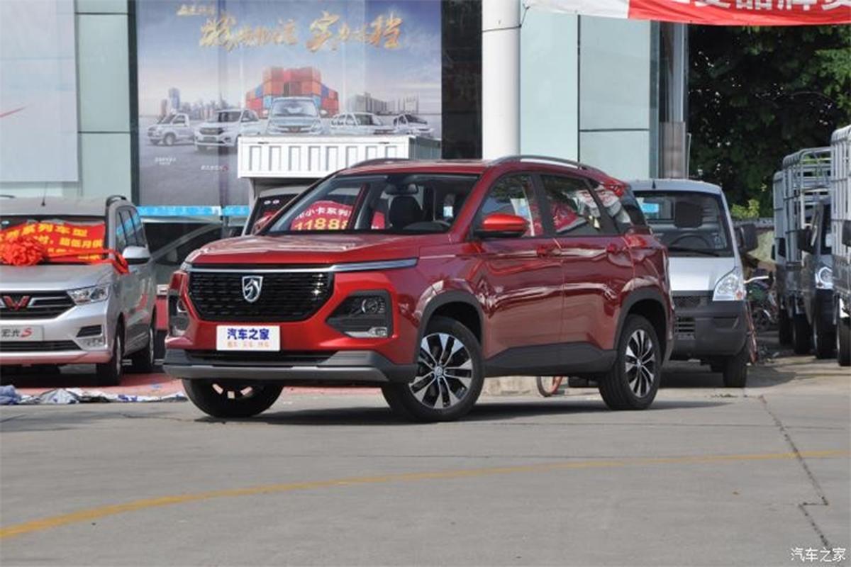 Baojun 530 2020 la Chevrolet Captiva moi cho Dong Nam A-Hinh-8