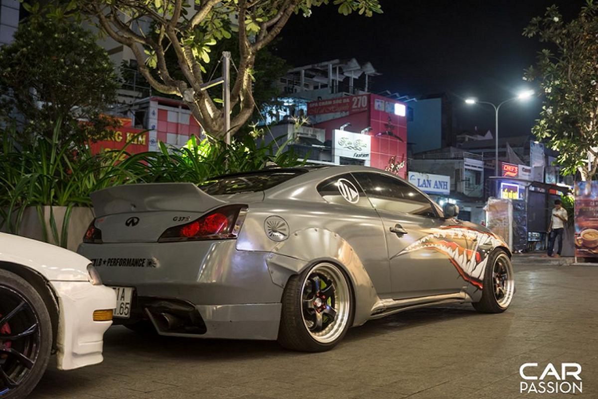 Dan xe tien ty tai dam cuoi cua chu garage do xe Sai Gon-Hinh-3