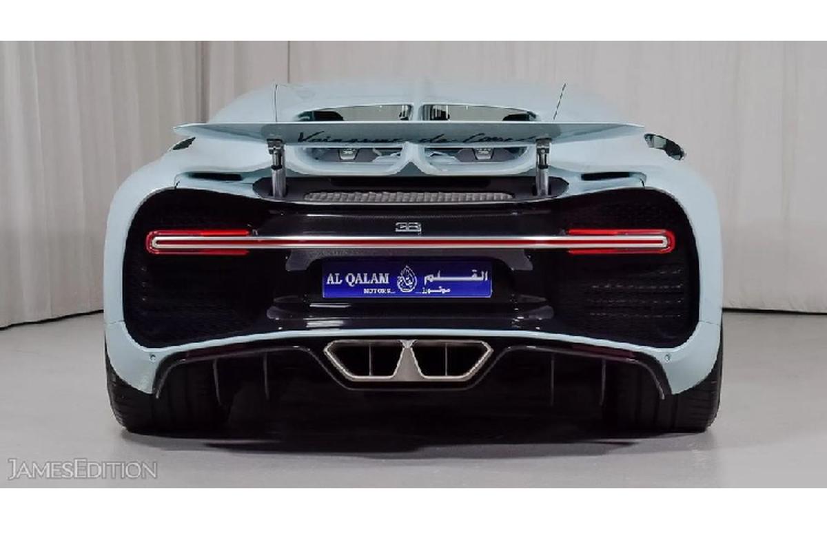 """Ngam sieu pham Bugatti Chiron Vainqueur de Coeur """"doc nhat""""-Hinh-6"""