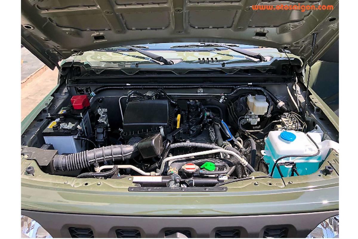 Suzuki Jimny mat hon 1,5 ty de lan banh tai Sai Gon-Hinh-3