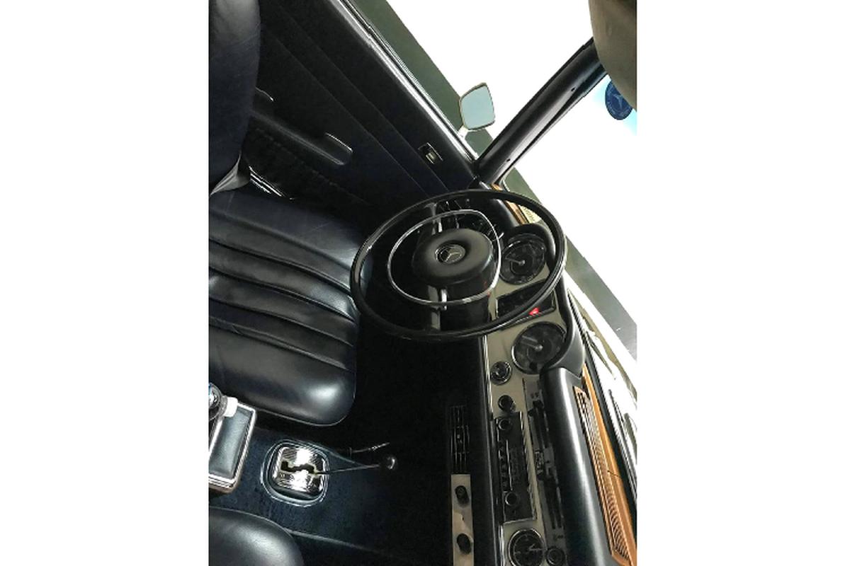 Chi tiet xe sang Mercedes-Benz 280 SL hon 50 tuoi tai Viet Nam-Hinh-4